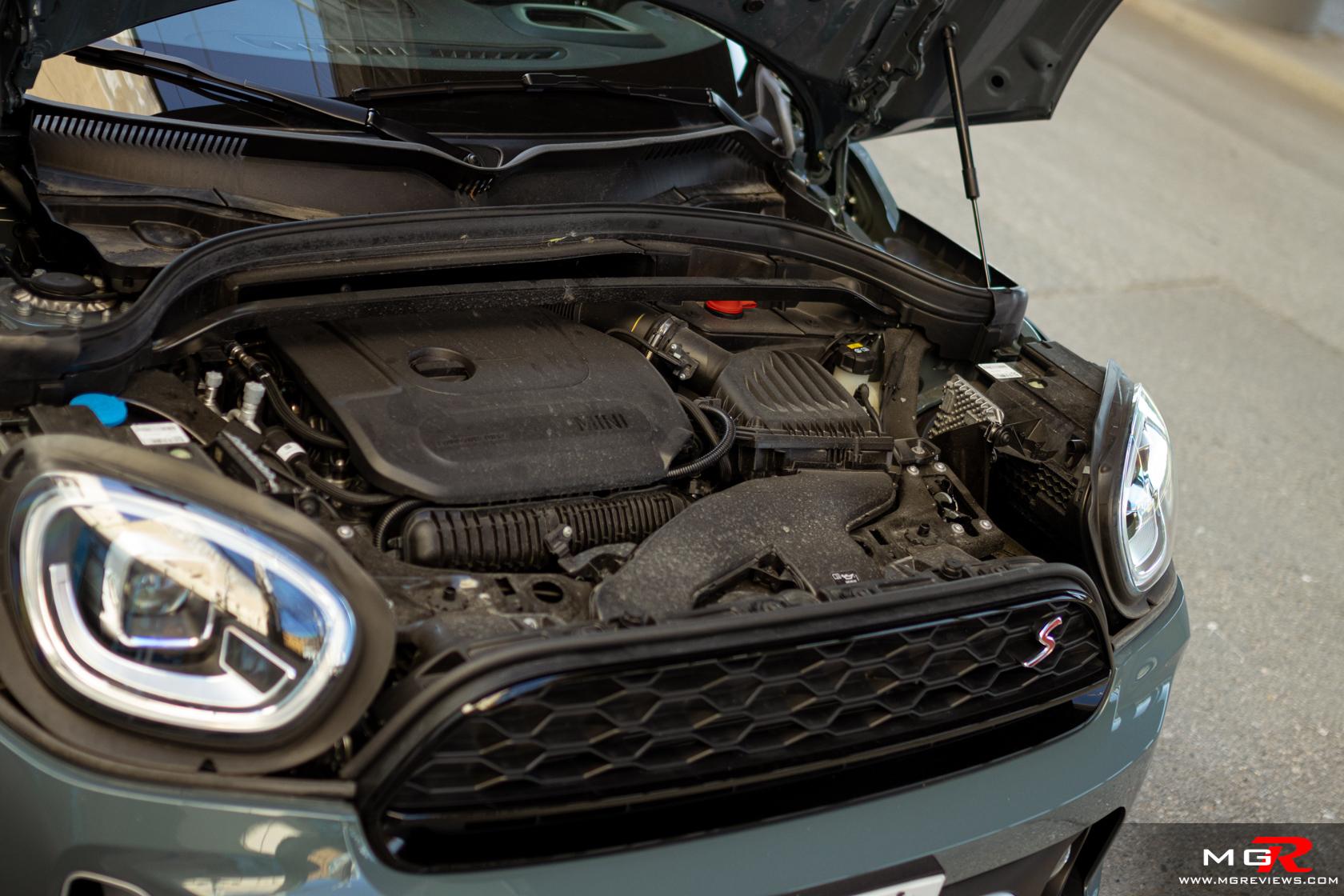 2021 Mini Cooper S Countryman All4