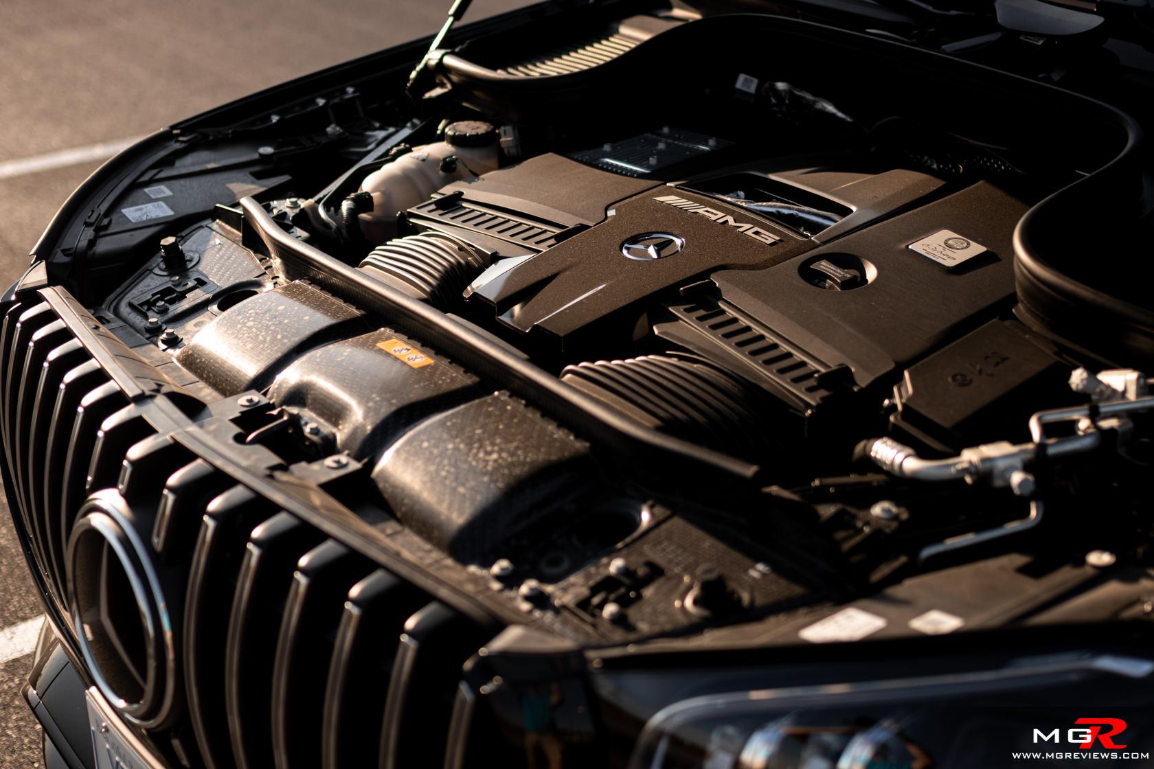 2021 Mercedes-Benz GLS 63 AMG