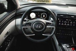 2022 Hyundai Tucson Hybrid Interior