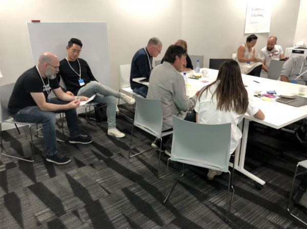 Liberating Structures, Design Sprint Planning, Liberated Design Sprint Planning