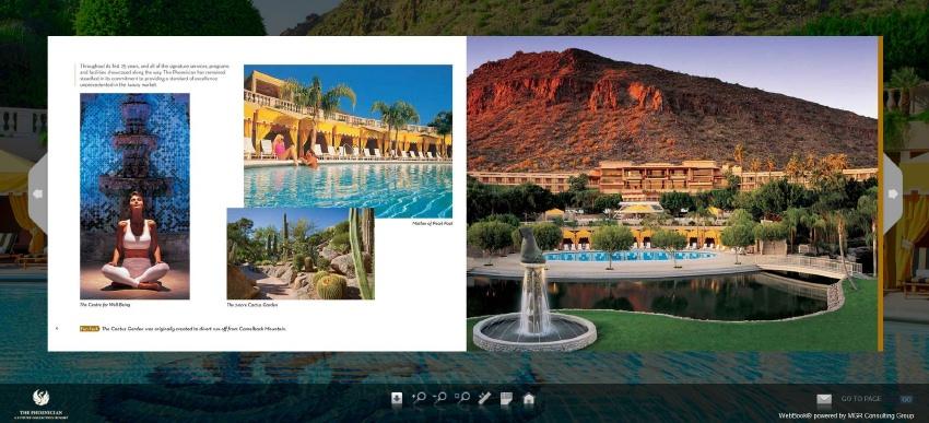 The Phoenician WebBook
