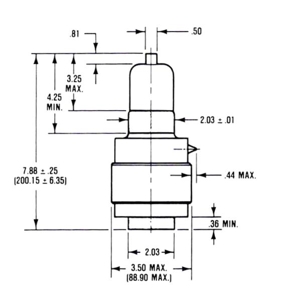 Jennings CSVF-500-0315 Drawing Max-Gain Systems, Inc. www.mgs4u.com