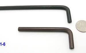 "0.291"", 6-flute Spline tools"