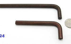 "0.372"", 6-flute Spline tools"