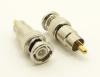 BNC-male / RCA-male Adapter (P/N: 7055)