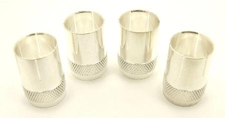 PL-259 reverse thread QC sleeve for standard solder on PL-259 (P/N: 7500-QC)