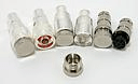 Protective cap (fits UHF-male, N-male, and Microphone connectors) (P/N: 7510-M)