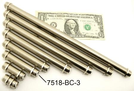 "UHF-Female / UHF-Female (3"" bulkhead) (P/N: 7518-UHF-BC-3)"