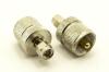 UHF-male / SMA-male Adapter (P/N: 7827)