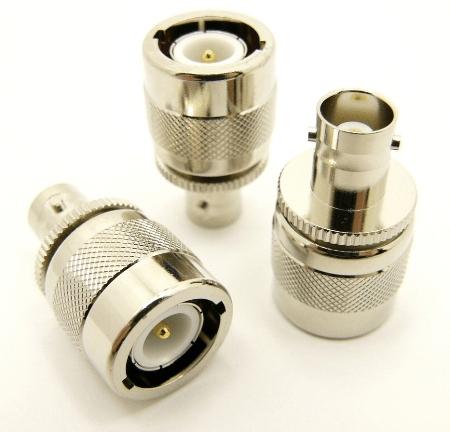 BNC-female / C-male Adapter (P/N: 8305)