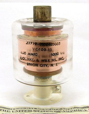 Dolinko & Wilkens VC-400-15