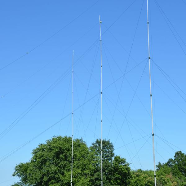 MK-8 Series 50FT Mast