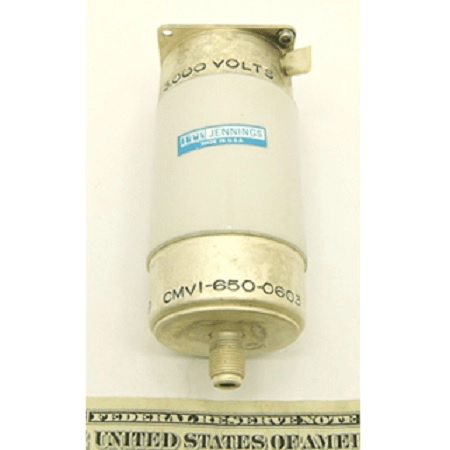 Jennings CMV1-650-0603