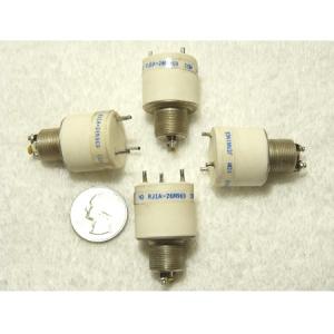 8 kV, 10 kV Peak, SPDT, 18 Amps, Jennings RJ1A SPDT Ceramic Vacuum Relay - Max-Gain Systems, Inc.