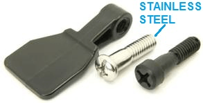 Stainless Steel Clamp Screw