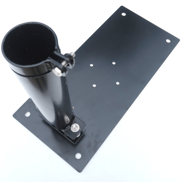 Mast Drive-On Mount Tilt Assembled