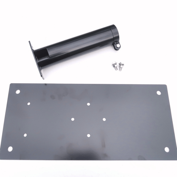 M-D212HD-K Drive-On Base Plate 2.5 inch Support Tube - Max-Gain Systems, Inc.