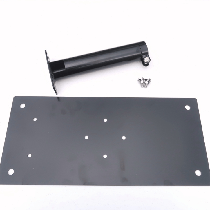 M-G2STD-K Ground Base Plate 2 inch Support Tube - Max-Gain Systems, Inc.