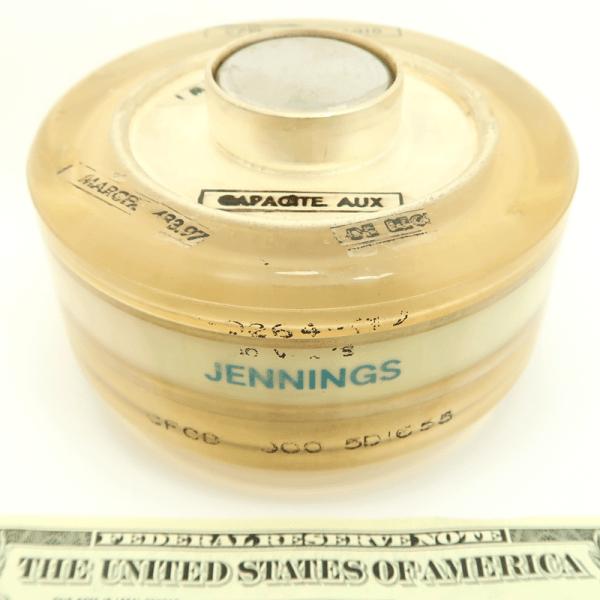 Jennings CFCD-2000-5D1655 - Max-Gain Systems, Inc. mgs4u.com