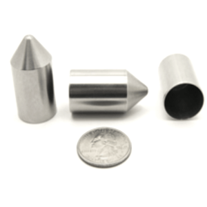 0.75 inch Stainless Steel Tips MGS-SSTIP-01