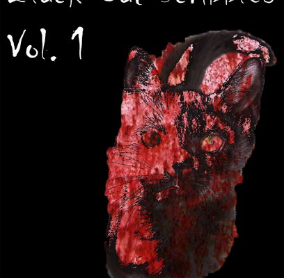 15. My new book, Black Cat Scribbles Vol. 1, is now available for purchase!