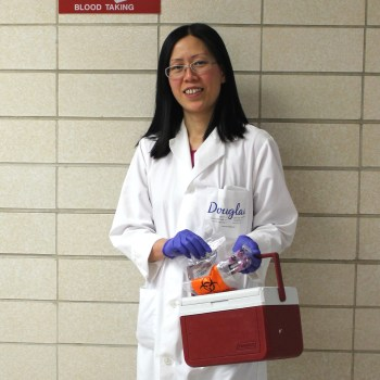 Jennie Yang (Cell culture specialist)