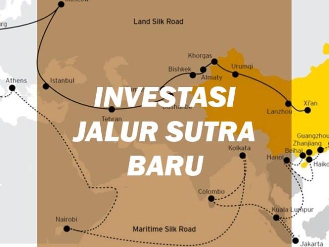 investasi proyek obor - logistik