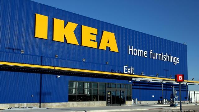 IKEA Perusahaan Furnitur Kelas Dunia