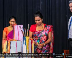 Department of Business Administration chala Ruu 2015 art exhibition (16)