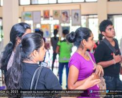 Department of Business Administration chala Ruu 2015 art exhibition (23)