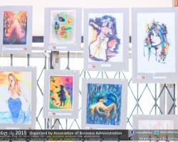 Department of Business Administration chala Ruu 2015 art exhibition (46)
