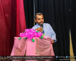 Department of Business Administration chala Ruu 2015 art exhibition (6)