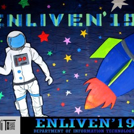 Enliven 2019 – Annual get-together and new students' welcome