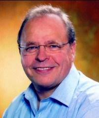 Seit 1977 im Amt: Chorleiter Wolfgang Jung