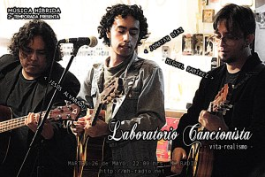 26 Laboratorio Cancionista