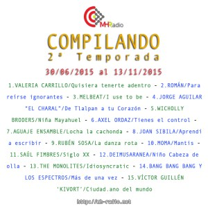 37 COMPILADO 24 JUNIO 2º temporada vol 3