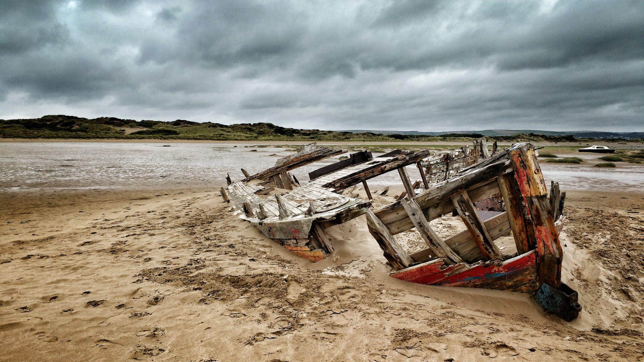 Boat Decay