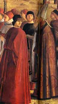 Autoportrait de Carpaccio (chemise noire)