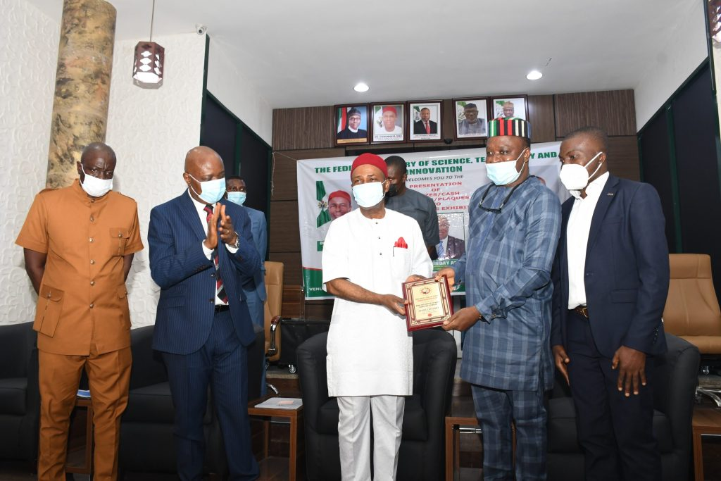 ONU CHARGES INNOVATORS ON NATIONAL GROWTH