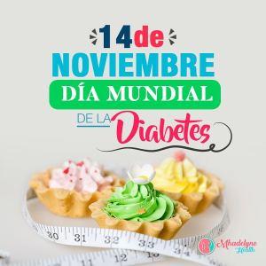 14 de noviembre dia mundial de la diabetes