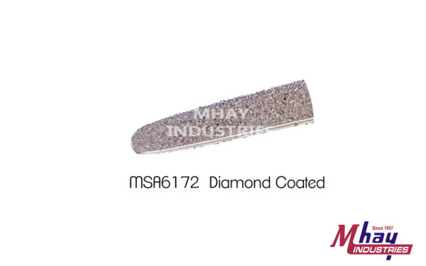 Rodent Molar Rasp Diamond Coated