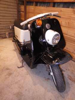 Harley Davidson scooter