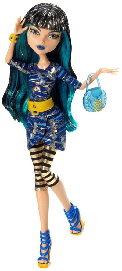 Worksheet. Monster High Picture Day Cleo de Nile  MHcollectorcom