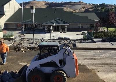 Selah School Vestibule Upgrades