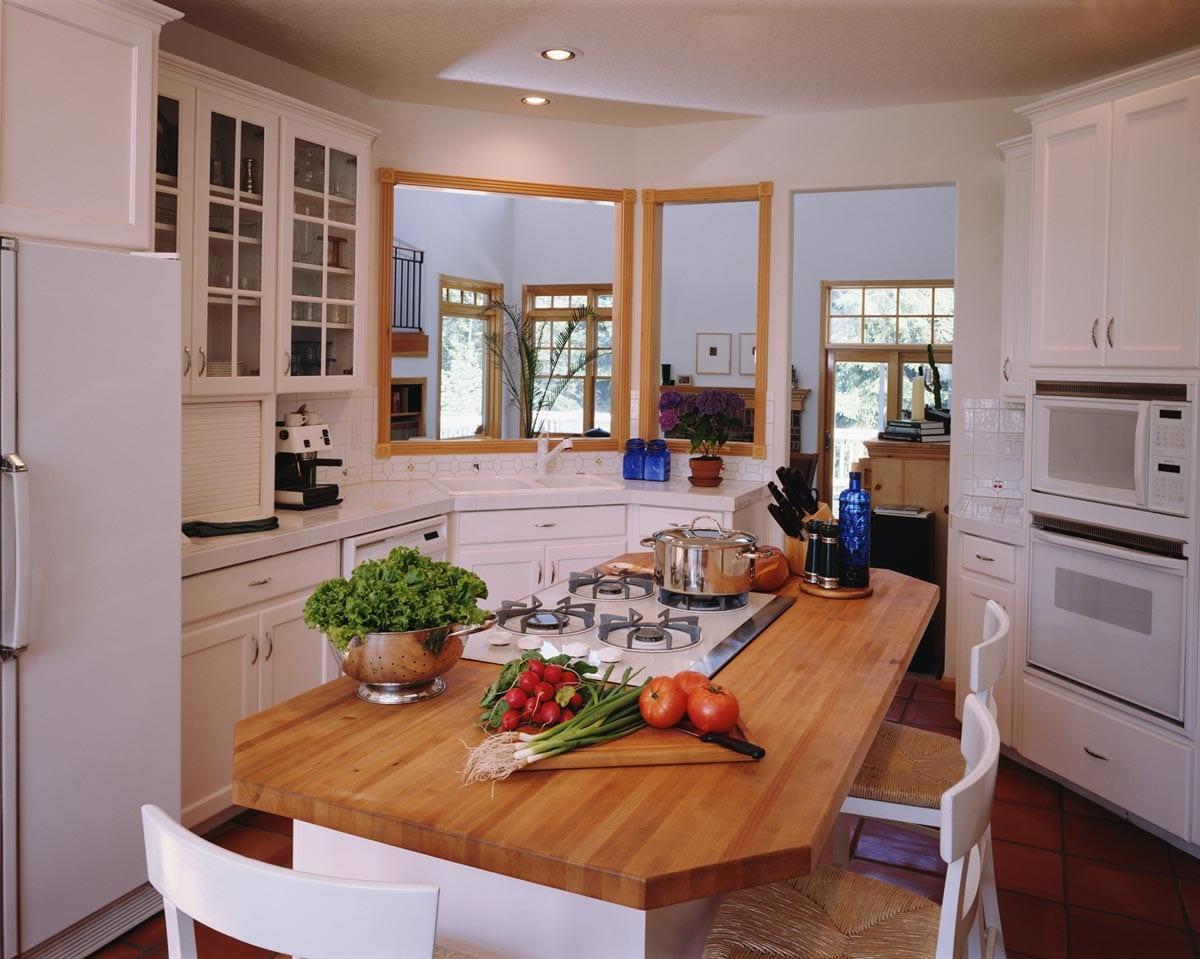 Evolution Of Open Concept Kitchen Design Mother Hubbards