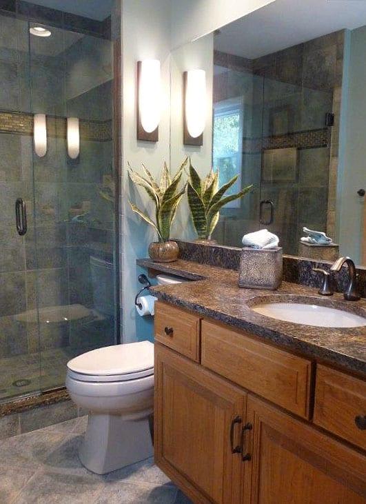 Harrisburg Small Bathroom Remodel Mother Hubbard S