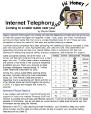 InternetTelephony