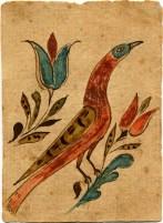 Small drawing by Andreas Kolb, ca. 1795