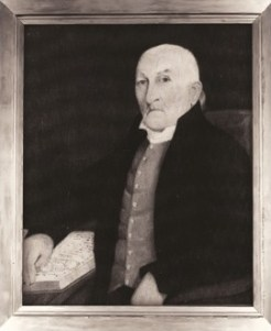 George Lukens (1768-1849), author of the diaries
