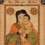 "New acquisition: ""Die Mutter Jesus"" fraktur"